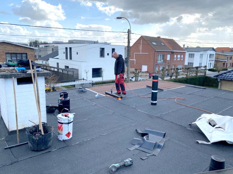 Roofing, de ideale dakbedekking voor platformen in renovatie.